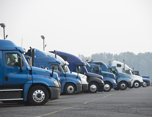 what is otr truck driving
