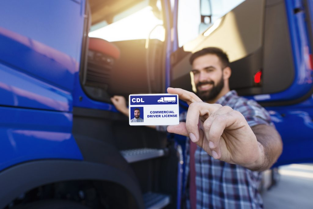 how long does it take to get a cdl license