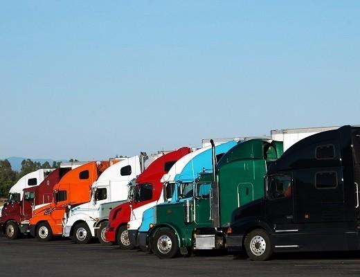 is driving trucks hard