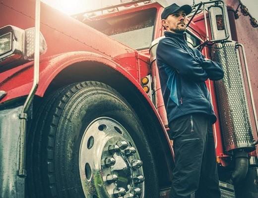 freelance truck driving
